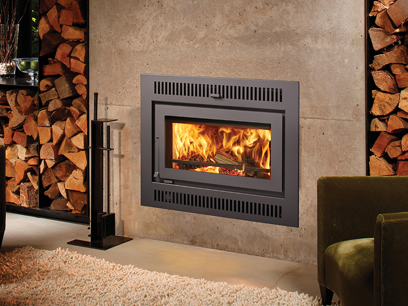 42 Apex Wood Fireplace Product Image