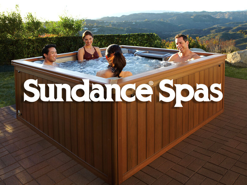 Sundance Spas pricing at Porter's Mountain View Supply