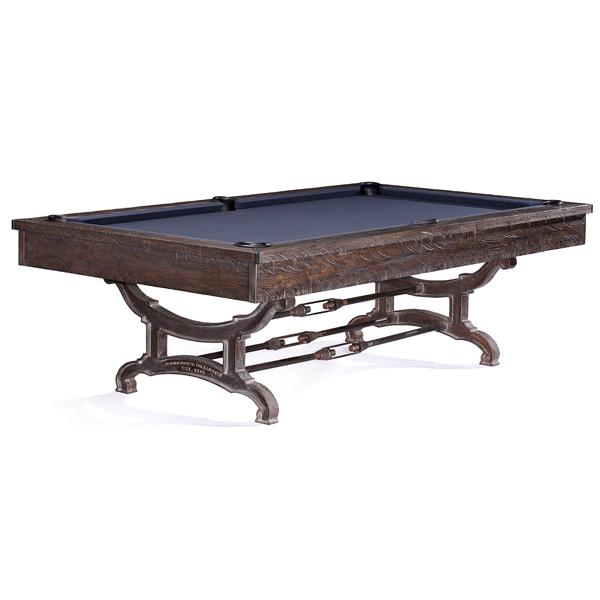 Birmingham Shoemaker Pools - Brunswick ashton pool table