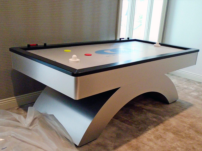 Olhausen Air Hockey Family Image