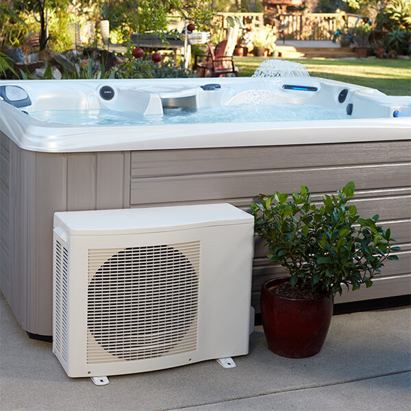Spa Caldera caldera® spas coolzone™ - the spa source